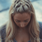 French braid top knot braided top knots french braid and hair style