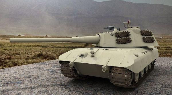German E100 Super Heavy Tank | ... .blogspot.com/2011/08 ...