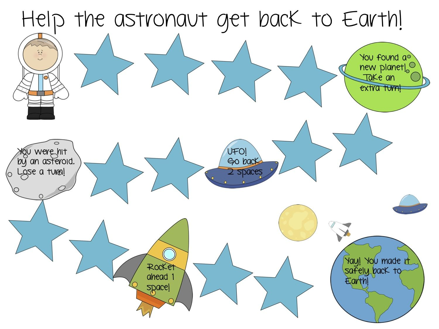 Bright Ideas Outer Space Themed Speech And Language Activities Pinned By Sos Inc Resources