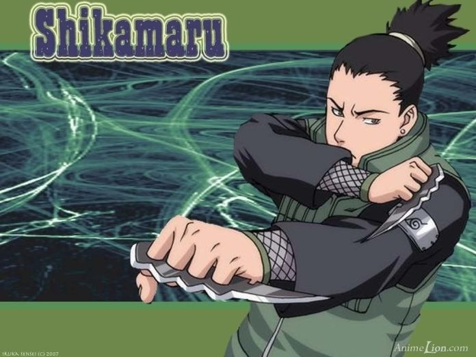 Image result for Nara Shikamaru pinterest
