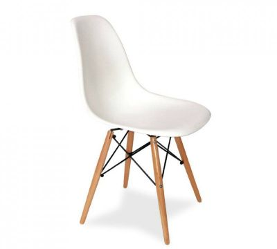 eames dsw stuhl in weiß | wohnung | pinterest | charles eames and