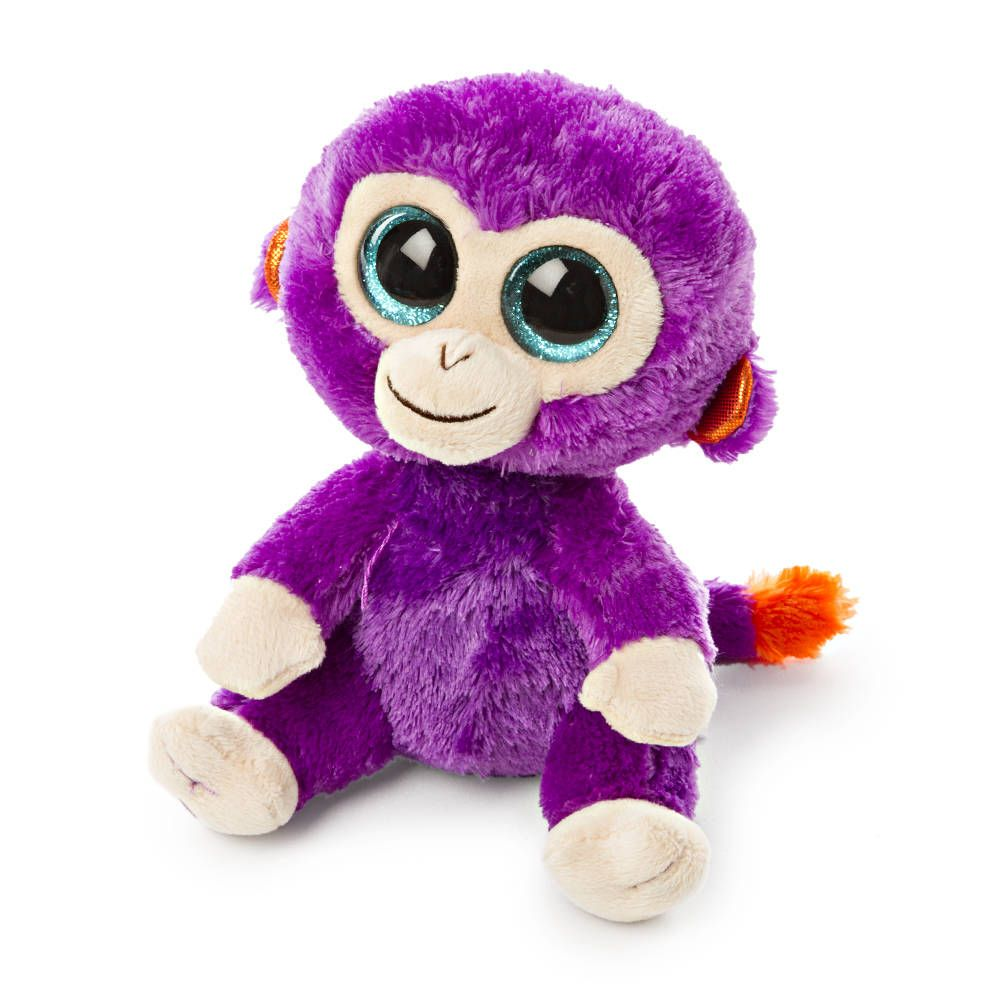 Ty Beanie Boos Plush Grapes The Monkey 6 Small Claire