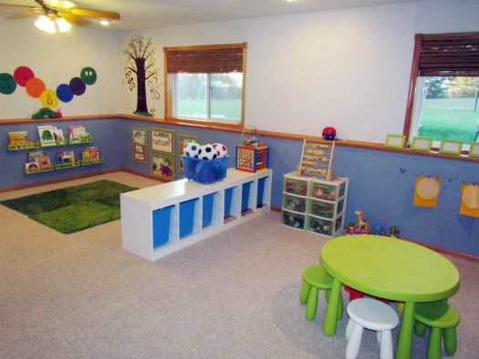 Daycare Spaces On Pinterest