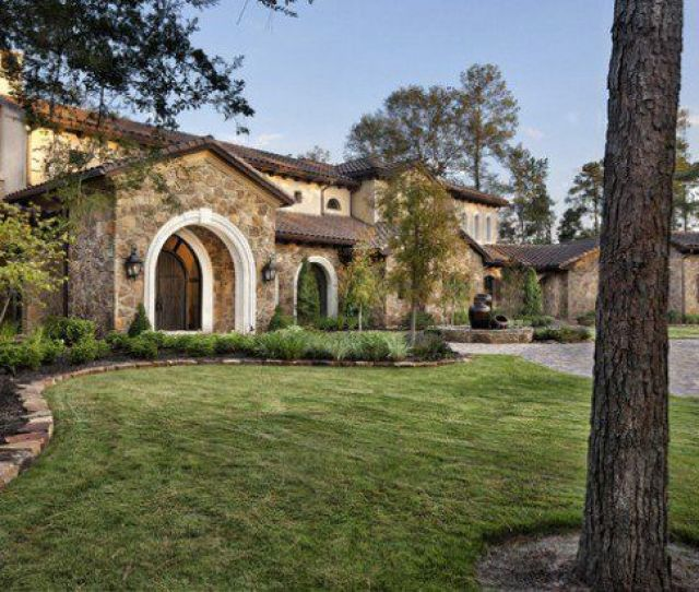 Phenomenal Mediterranean Exterior Designs Of Luxury Estates
