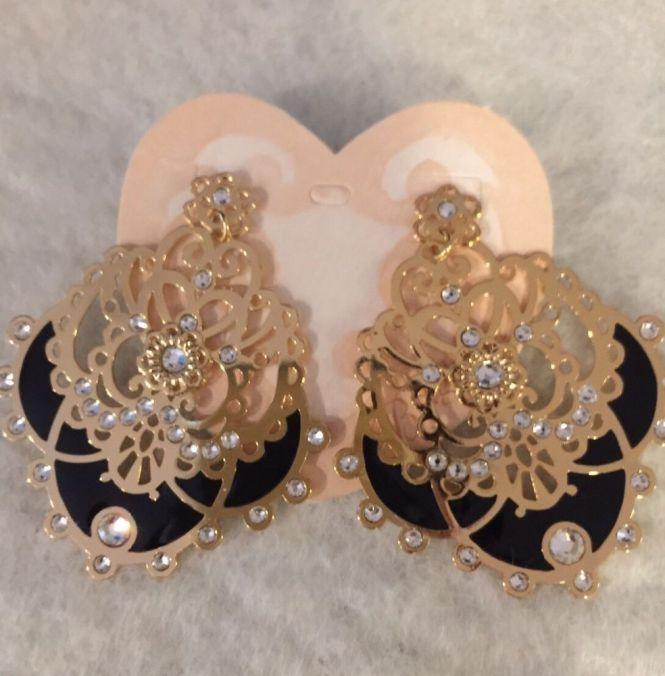 Nwt Brighton Valetta Chandelier Earrings