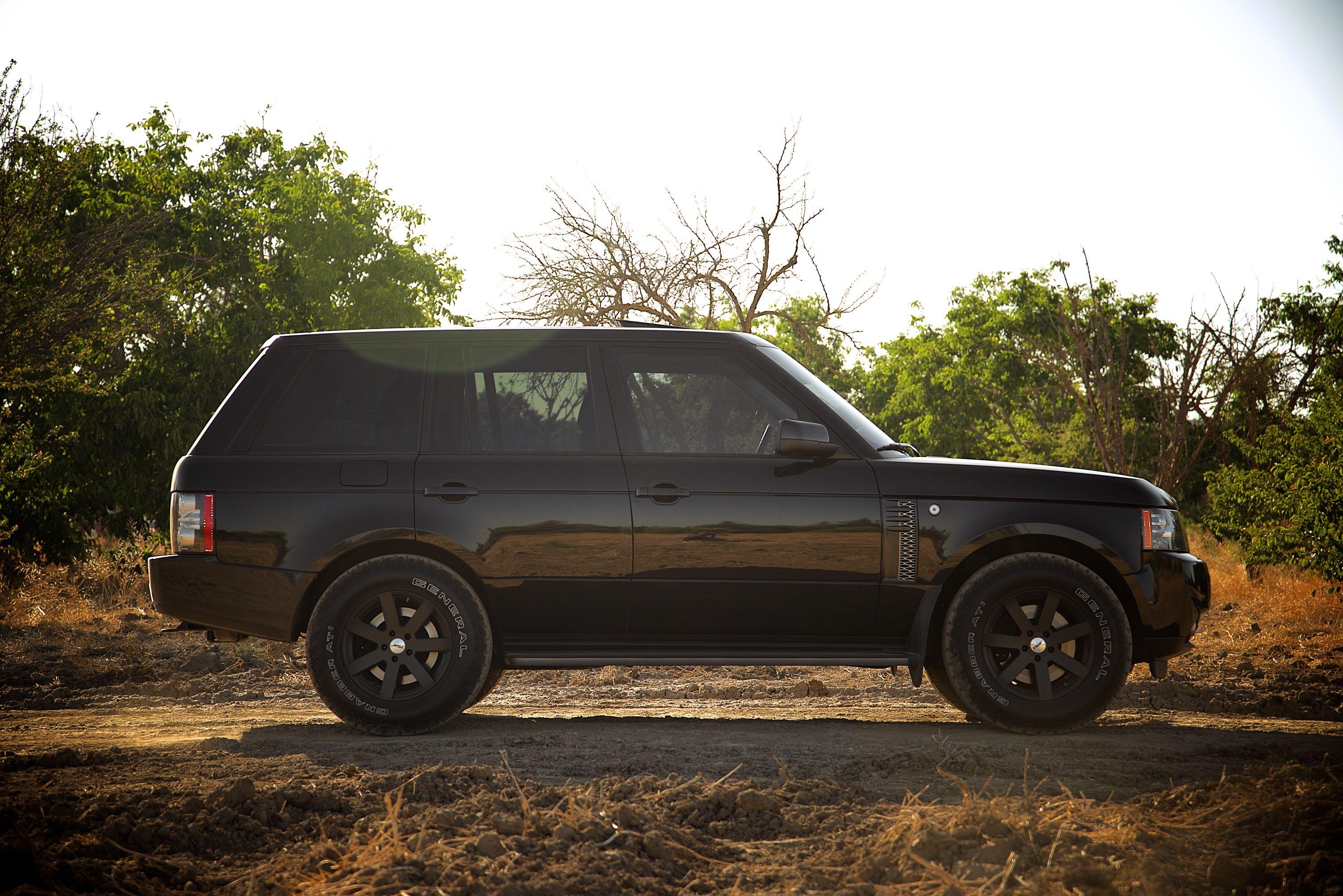 2010 L322 facelift full size range rover HSE