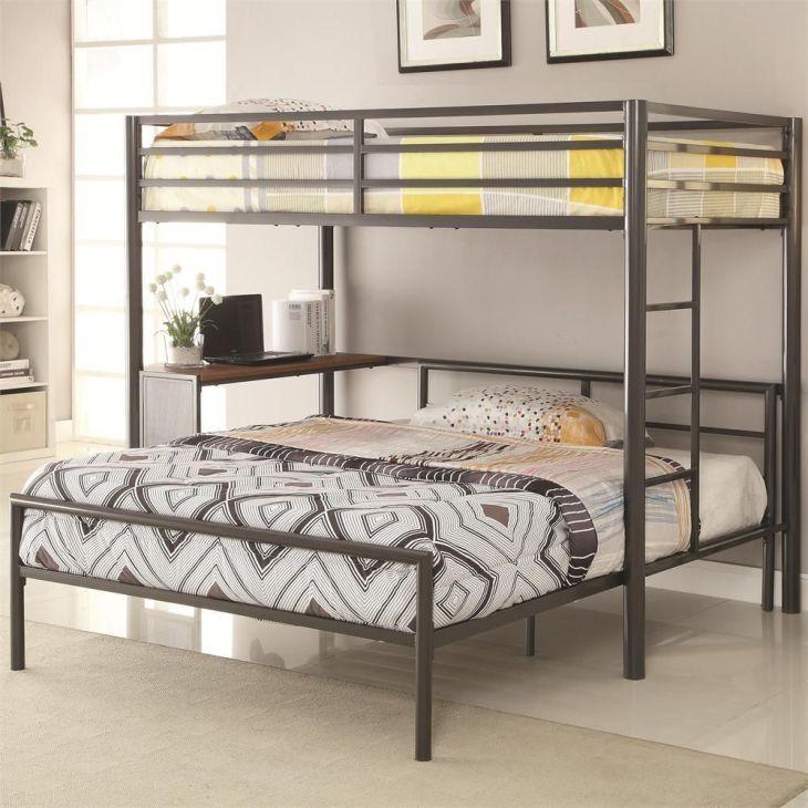Michael Workstation TwinFull Loft Bed  Kylie  Pinterest  Lofts