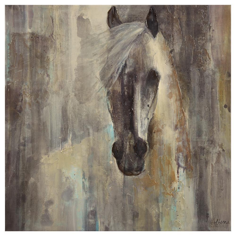 canvas horse silhouette canvas framed art wall decor on canvas wall art id=95047