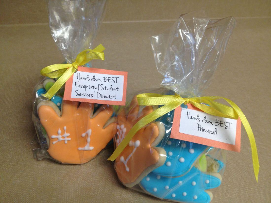 Boss day ideas hands down best boss cookies crafts