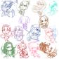 Chibisketchdumpbyomgproductionsddxdg sketches