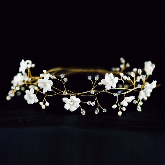 Best 25 Flower Tiara Ideas On Pinterest Tiaras Wedding
