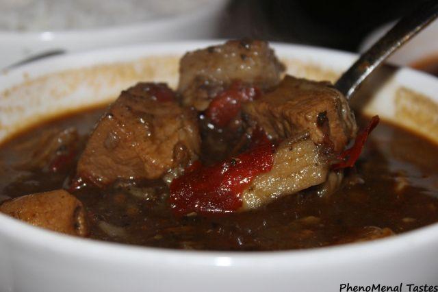 Image result for 3. Nagamese Pork Curry