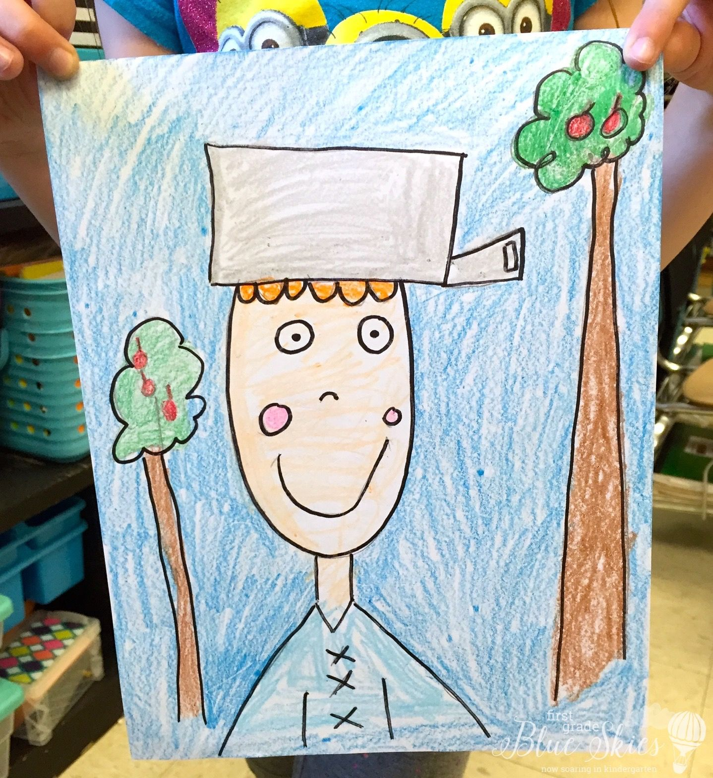 Johnny Appleseed Directed Drawings Johnny Appleseed Activity And Ideas