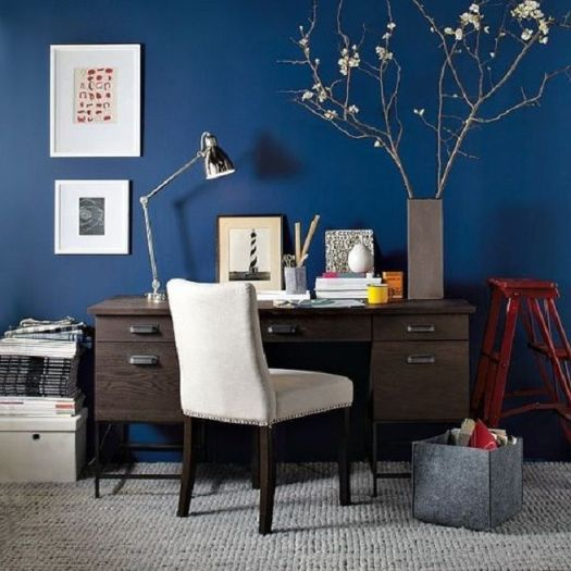 Wall Paint Colors For Home Office  Home Painting
