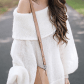 Pink sweater dress outfit  oversized sweater dress  THE RUNWAY  Pinterest  Street Swag and