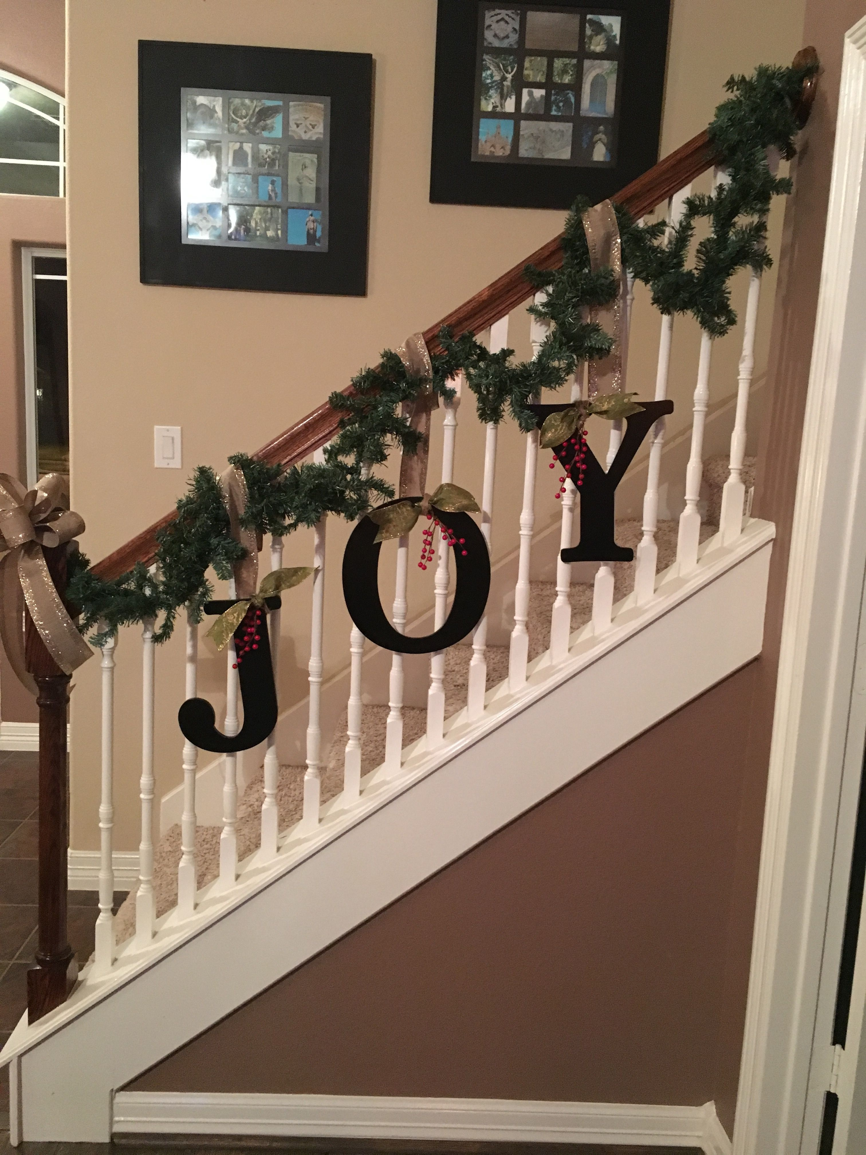 Front Porch Stair Railing Christmas Decorations Qyryhm | Front Porch Stair Railing | Wood | Style Cape Cod | Modern | Simple | Patio