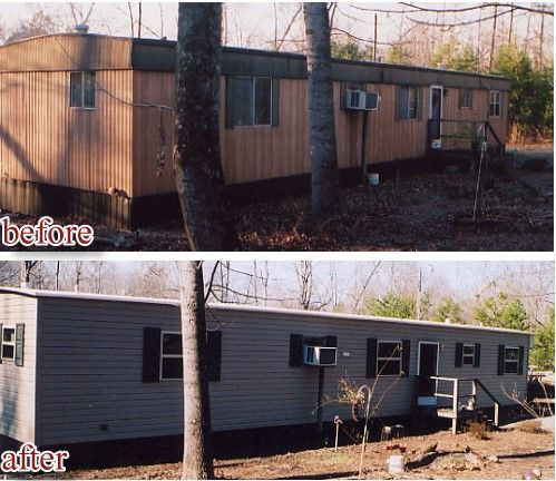A Definitive Guide For Choosing The Best Mobile Home Siding Options Remodeling Ideas And House