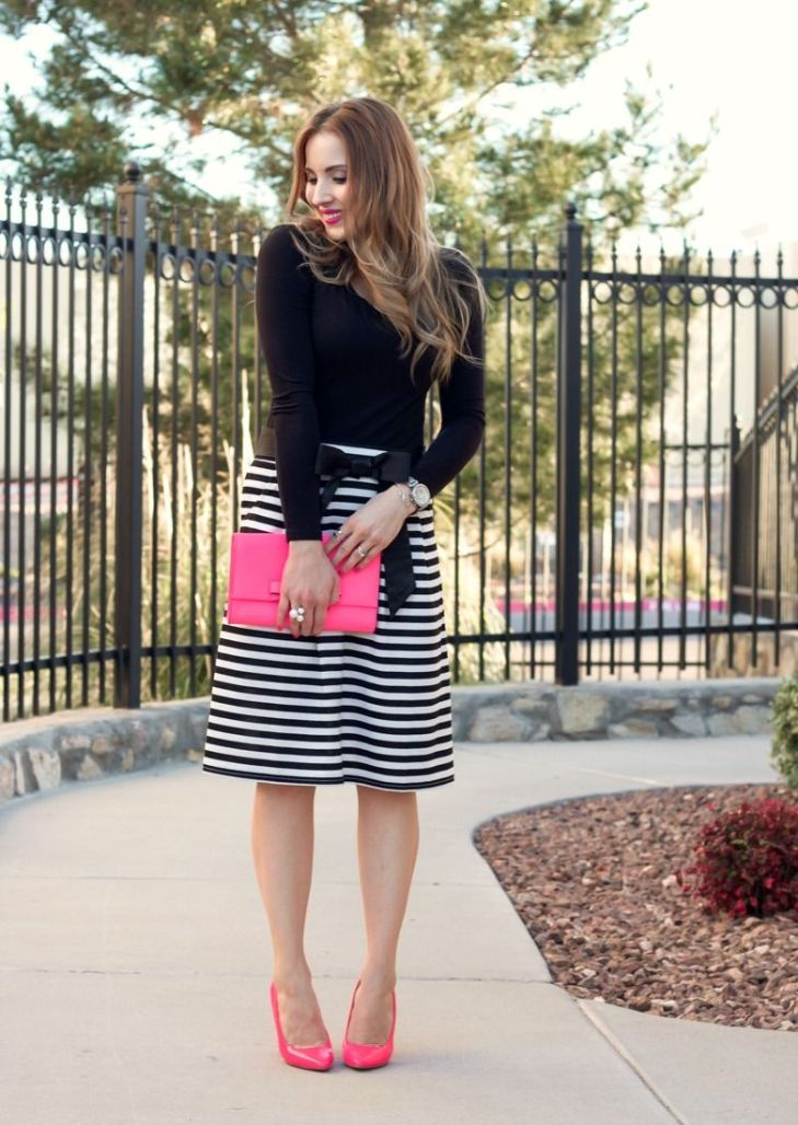 Fashion fashion Ootd and Hot pink on Pinterest
