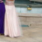 Long light pink prom dress long lights prom and dress prom