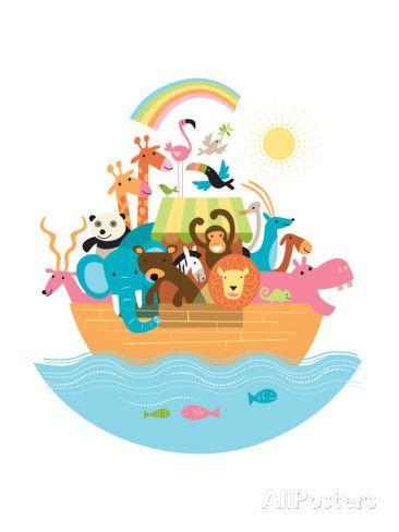 Poster do filme A Arca de Noé