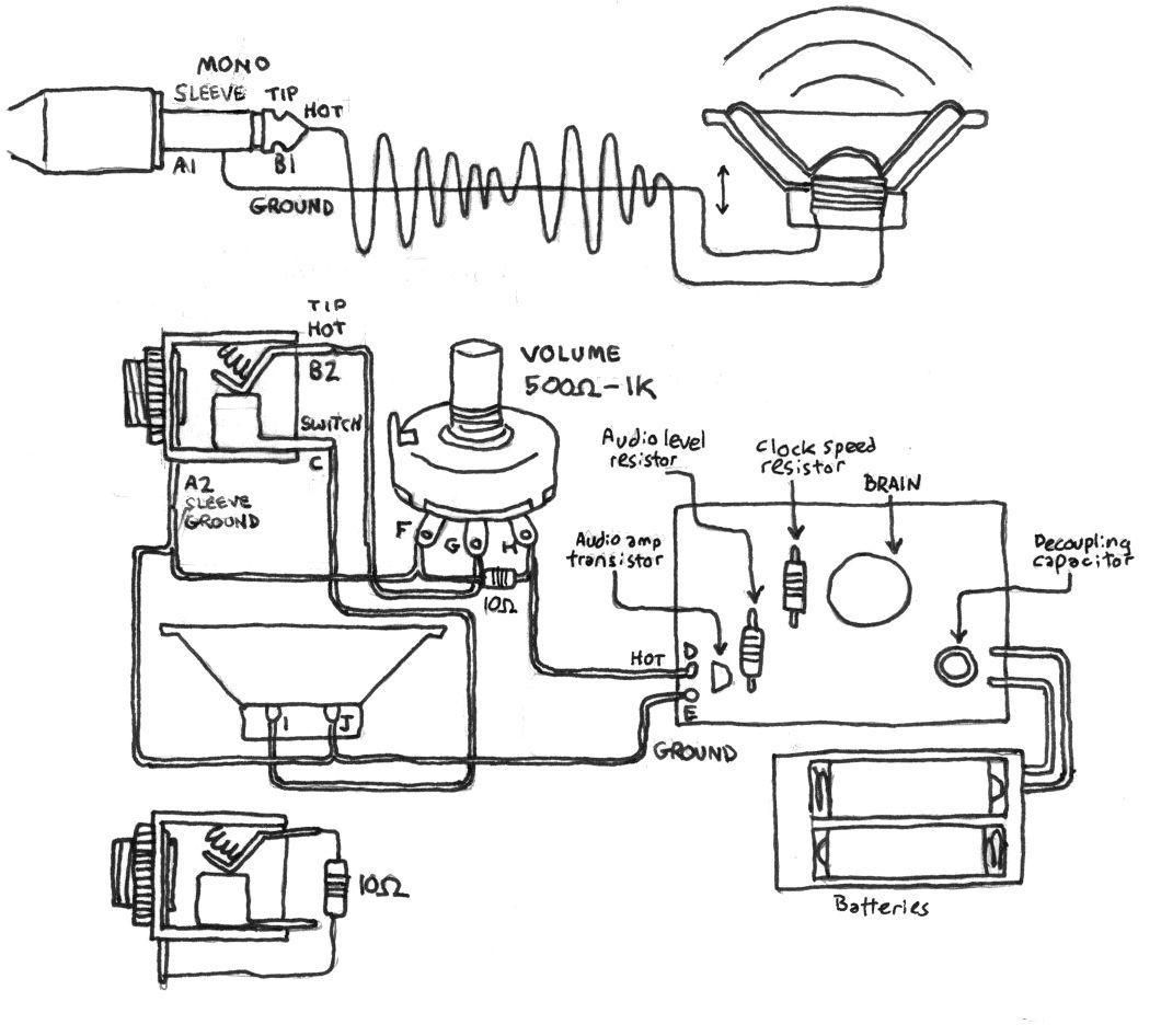 Cat6 Schematic Wiring Diagram
