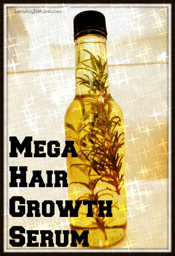 How To Make Your Own Mega Hair Growth Serum Lavishly