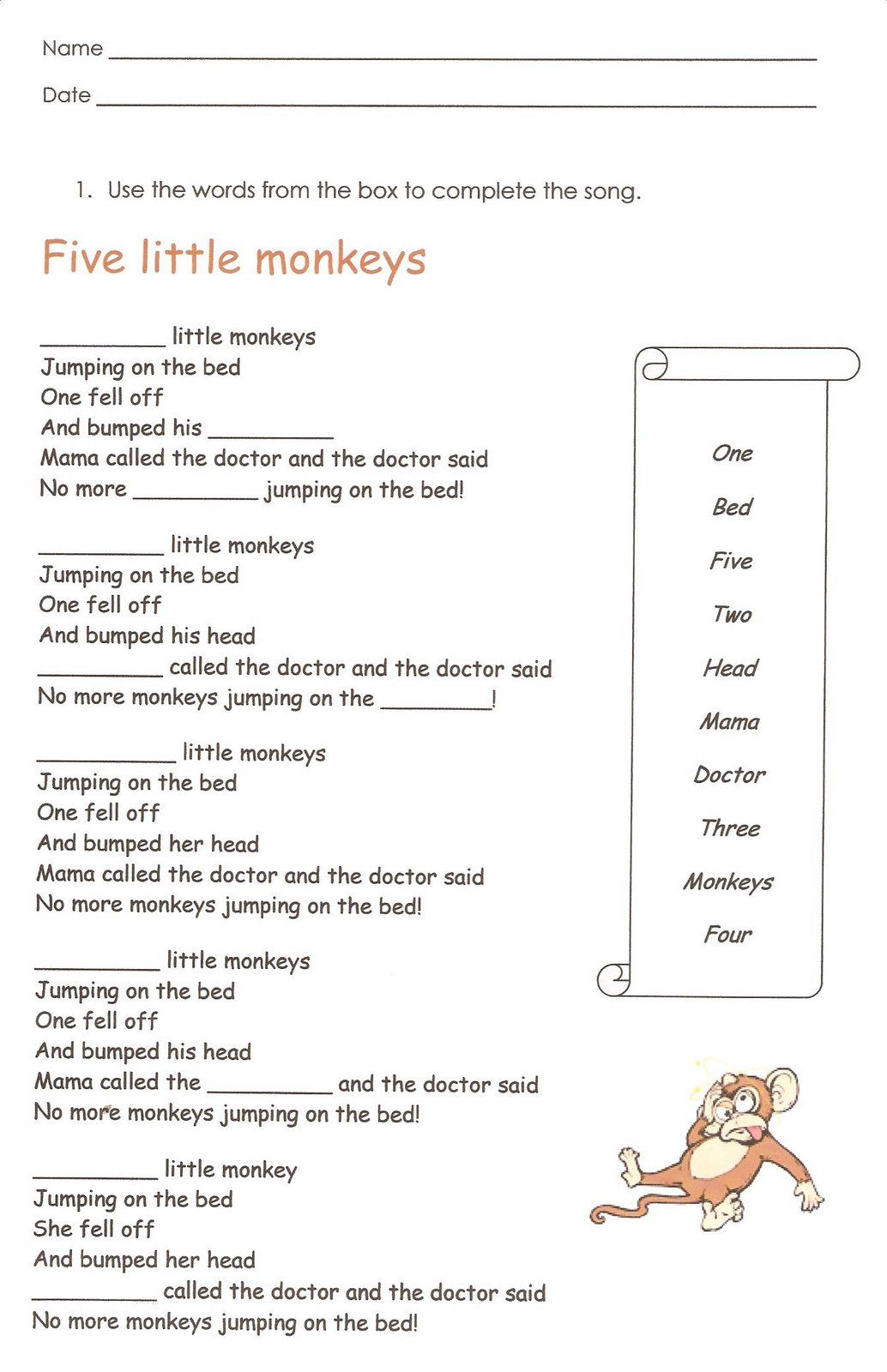 Worksheet 1st Grade Reading Printable Worksheets