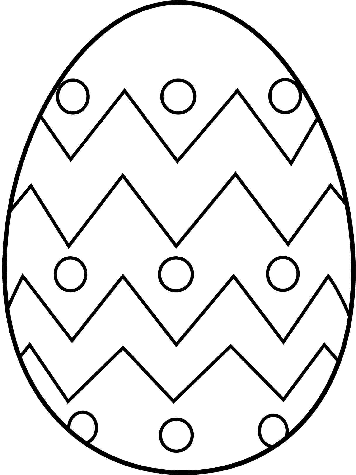 If Anyone Like To Acquire The Easter Egg Colouring Sheets