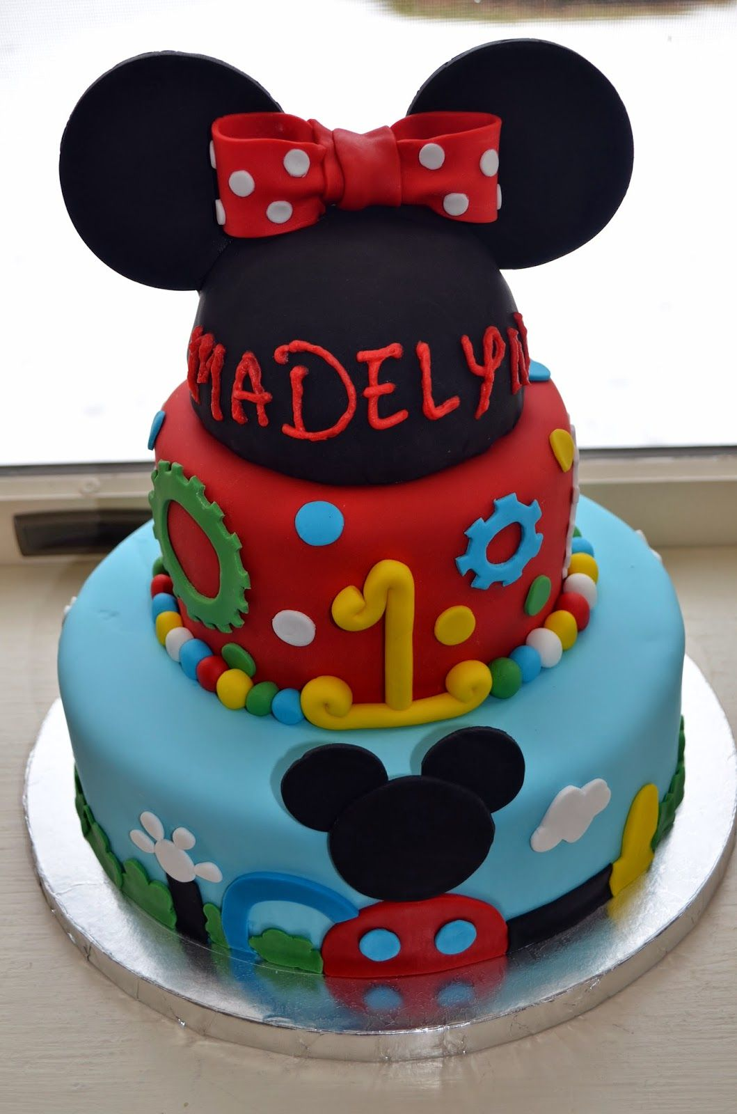 Best 25 Mickey Mouse Clubhouse Cake Ideas