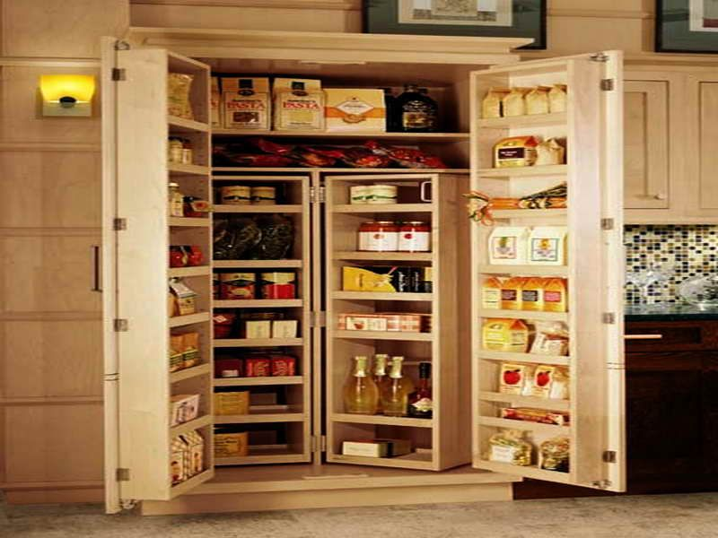 Pantry Cabinet Your Kitchen Design Inspirations And