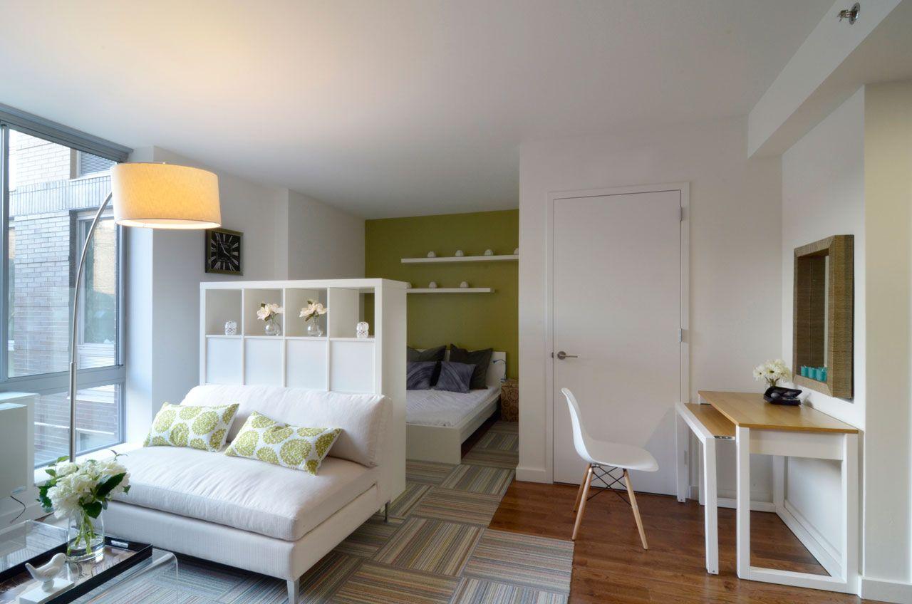 36 Creative Studio Apartment Design Ideas Nyc Studio