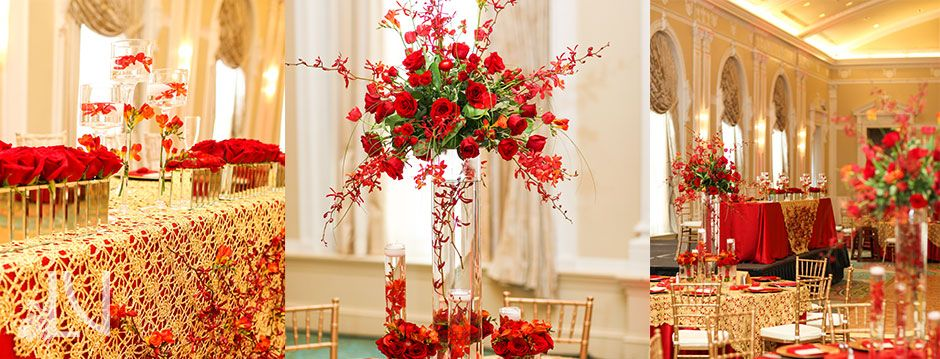 La-vie-en-rose-design-wedding-centerpiece-arrangement-red