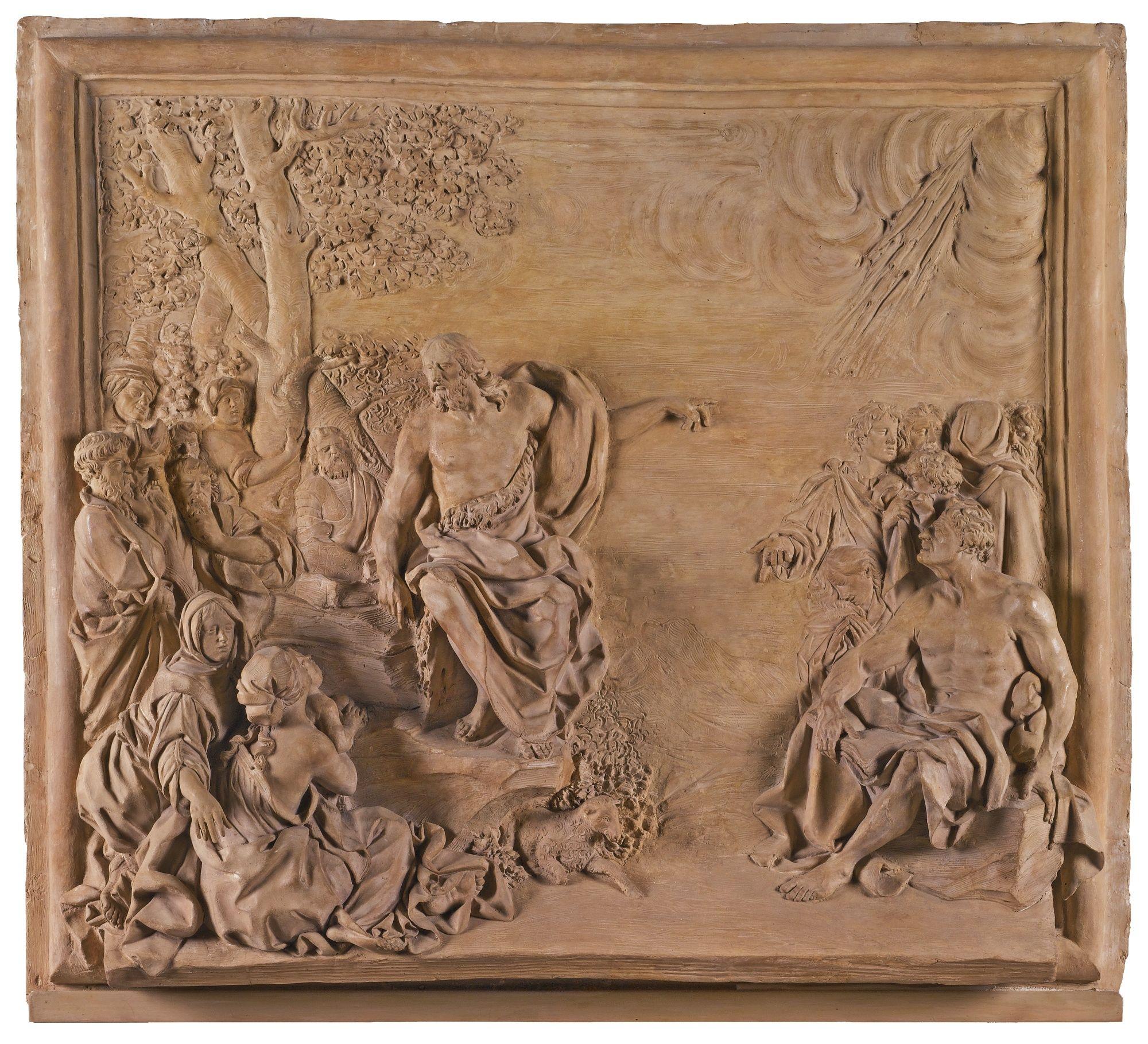 Girolamo Ticciati 1671 1744 Italian Florence First