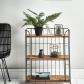 Industrial style shelf unit sutton place ideas pinterest