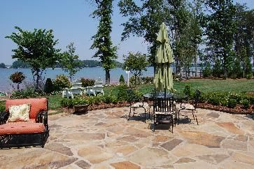 Lakefront Landscaping Pictures and Photos | Lakefront ... on Lakefront Patio Ideas id=33947