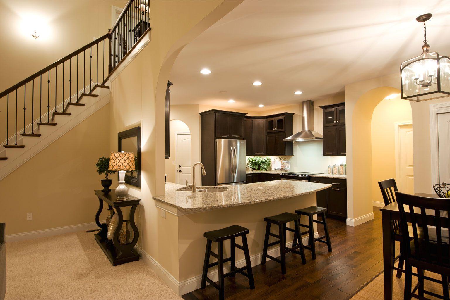 Model Homes Kitchens | Home Builders in Cincinnati ... on Model Kitchens  id=47322