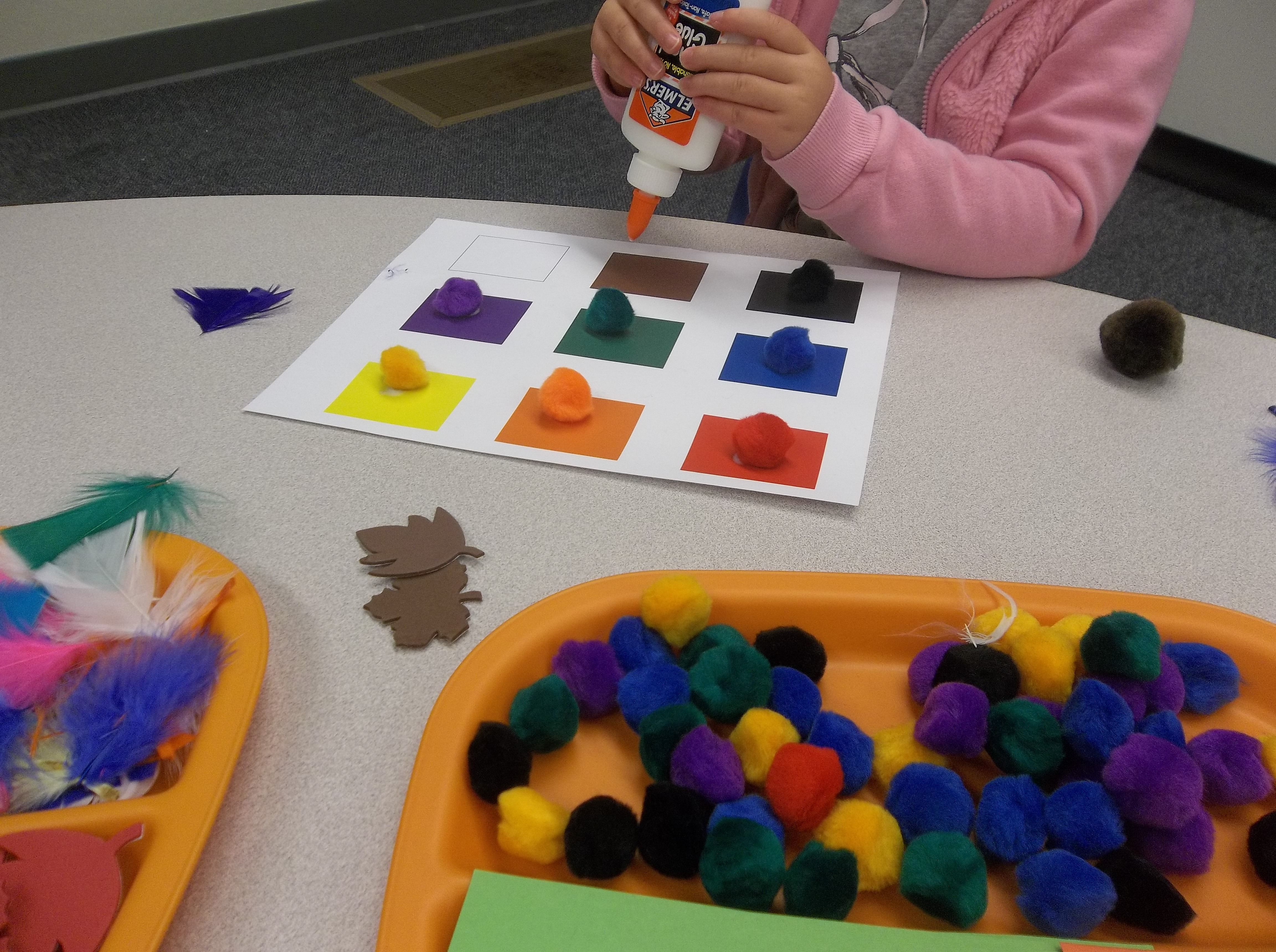 The 25 Best Preschool Color Crafts Ideas