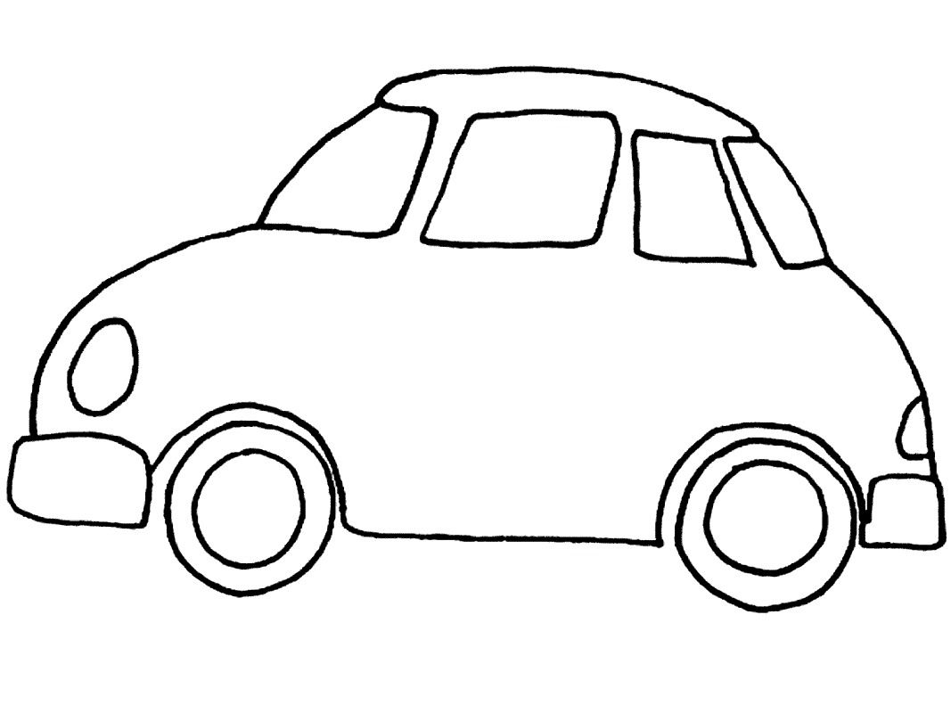 Coloring Pictures Car