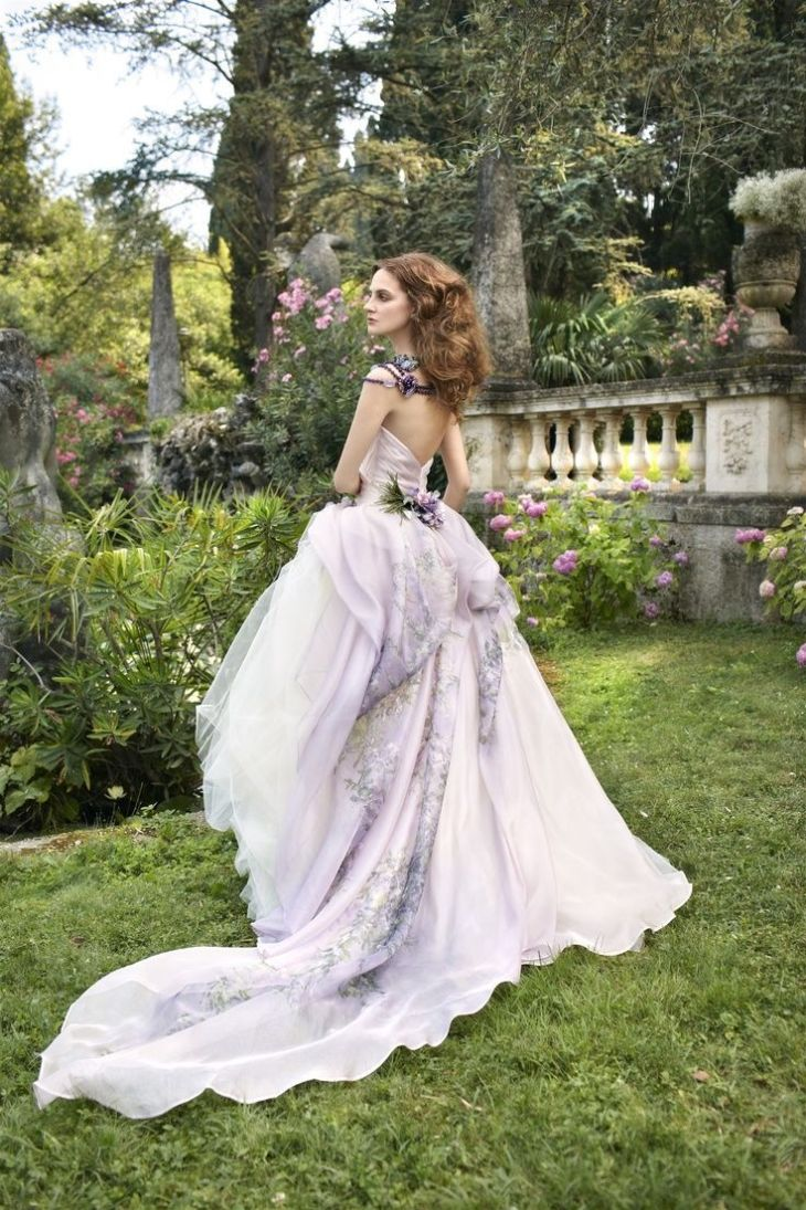 Beautiful Non Traditional Wedding Dresses by Stay at Home Mum