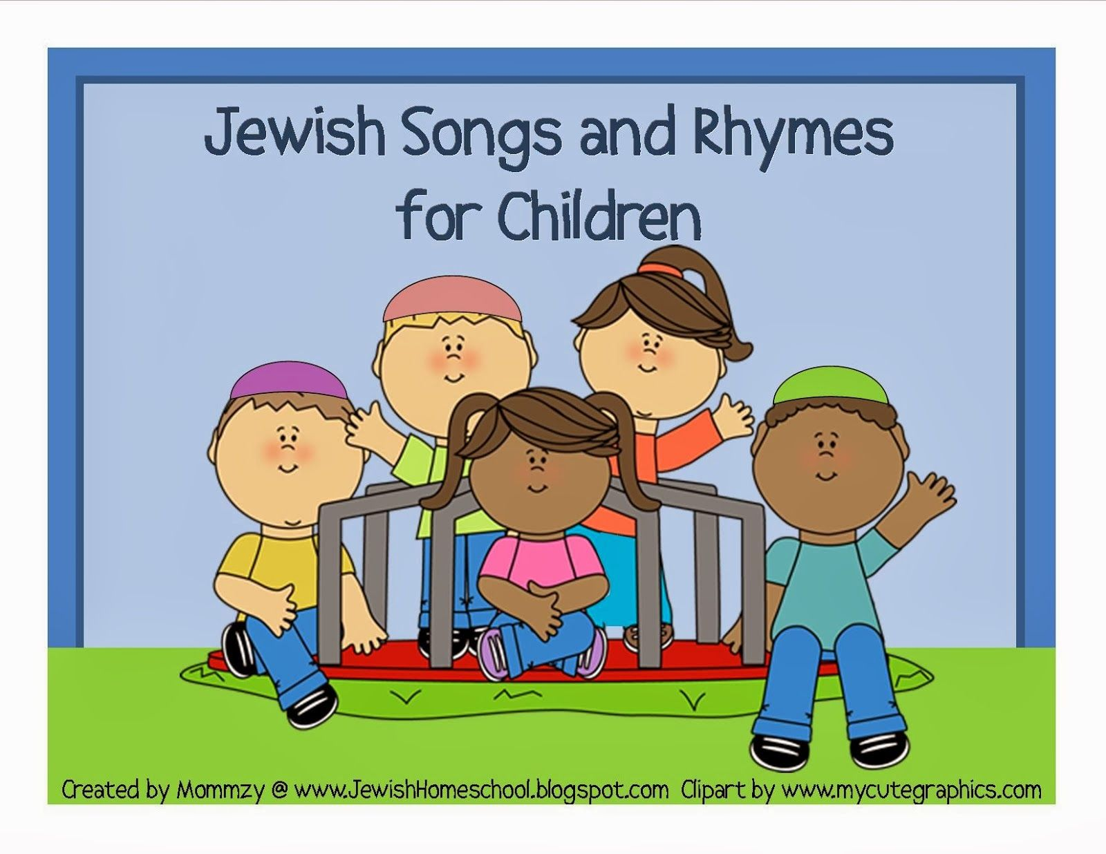 Free Jewish Songs And Rhymes For Children
