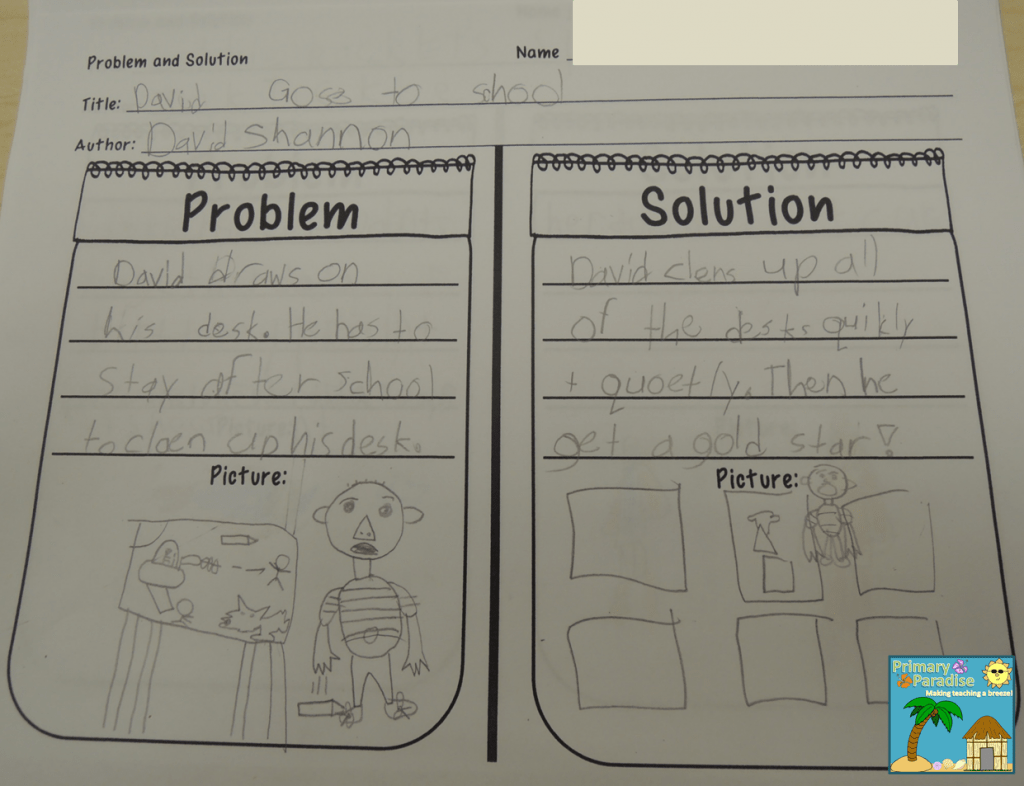 What S Your Problem Teaching Problem And Solution
