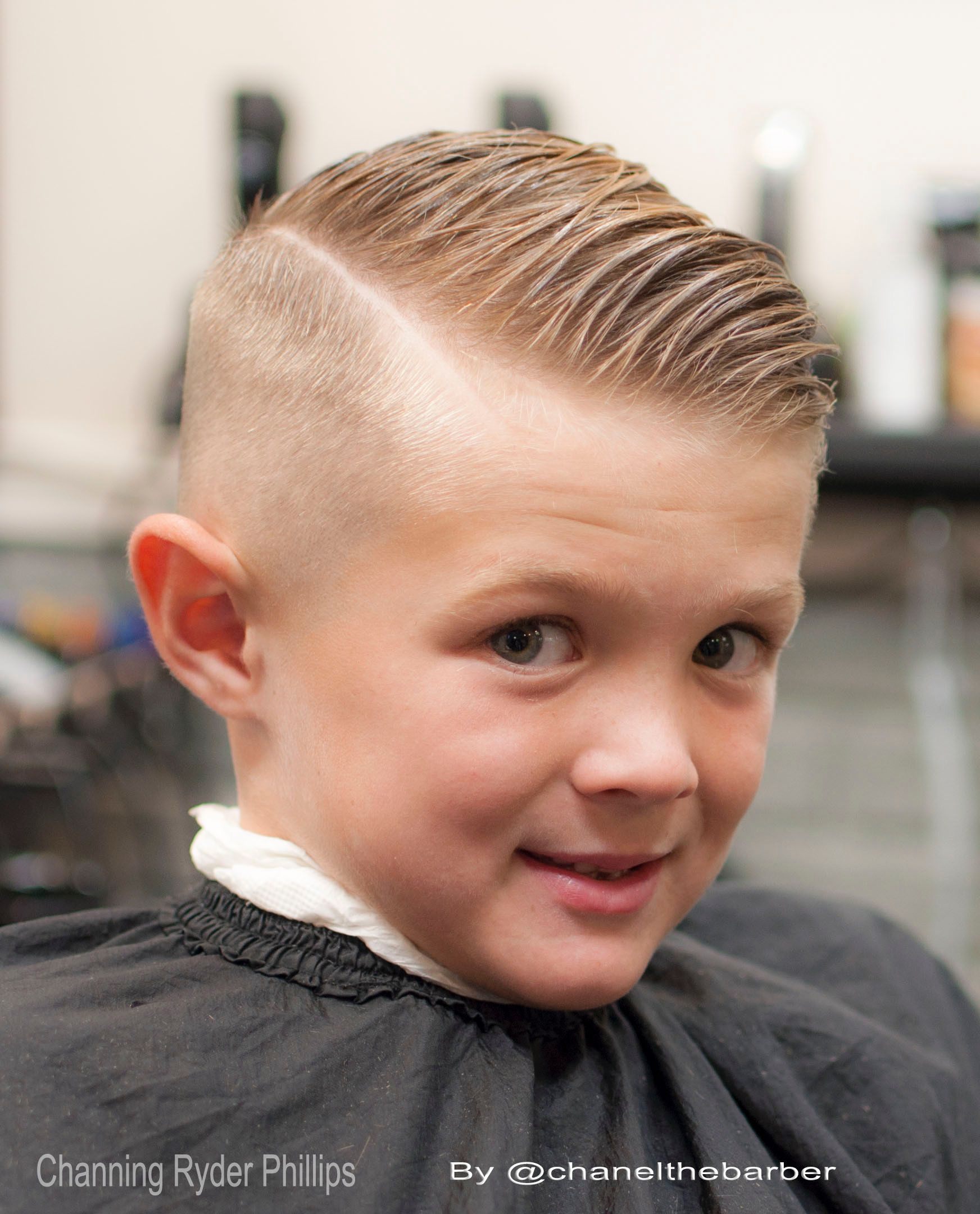 Height skin fade Haircuts Chanel Pinterest