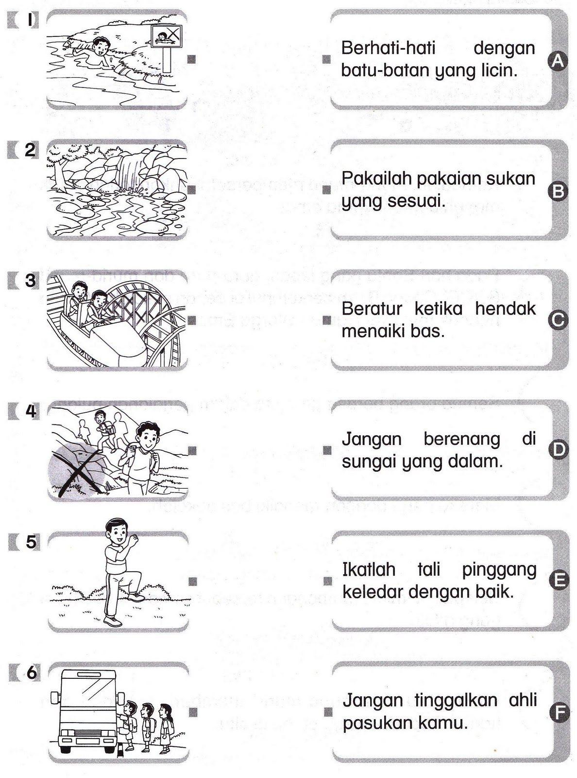 Bahasa Melayu Tahun 2 Latihan Dan Aktiviti