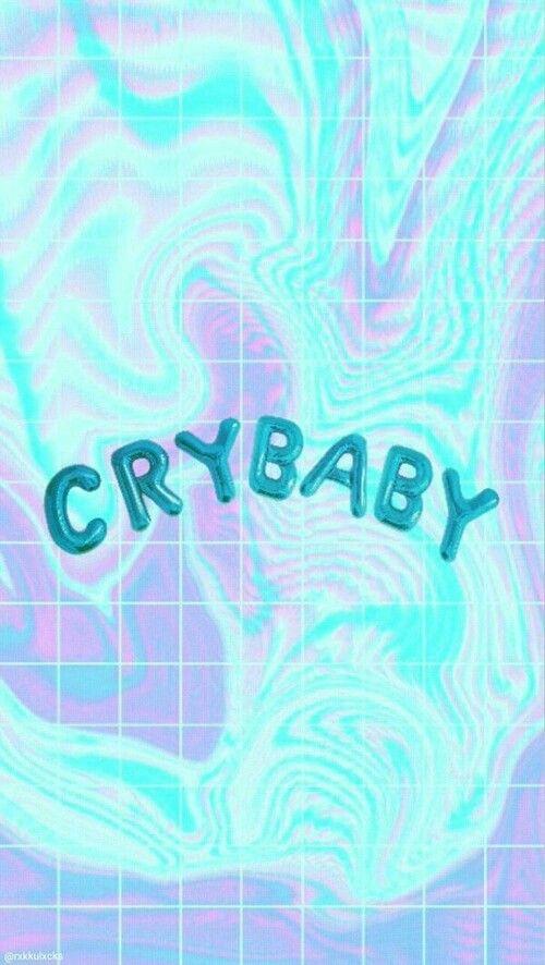cry baby iphone melanie martinez wallpaper MY NEW BBY