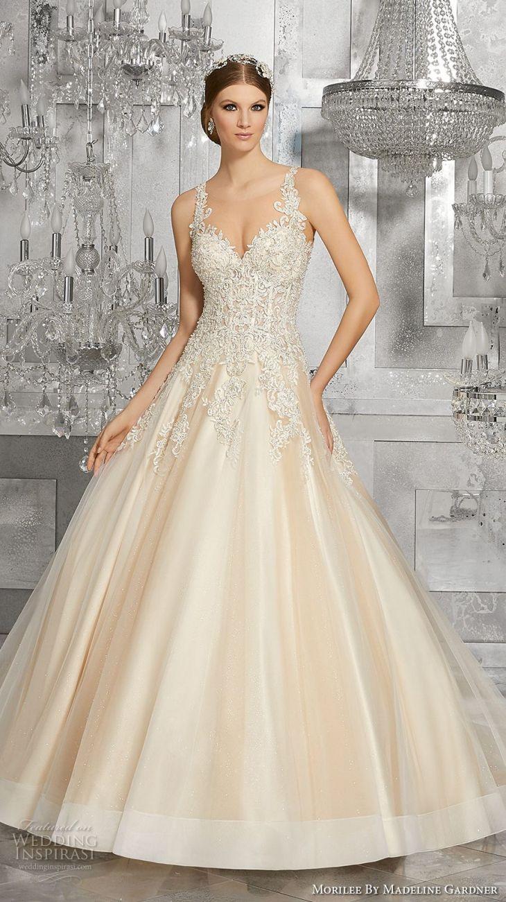 Morilee by Madeline Gardner Fall  Wedding Dresses  Romantic