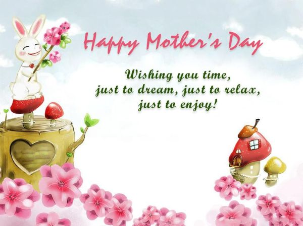 A very Happy Mother's Day to all the Moms from the ...