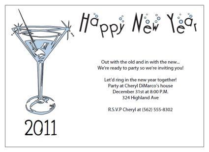 New year party invitation format merry christmas and happy new new year party invitation format stopboris Choice Image