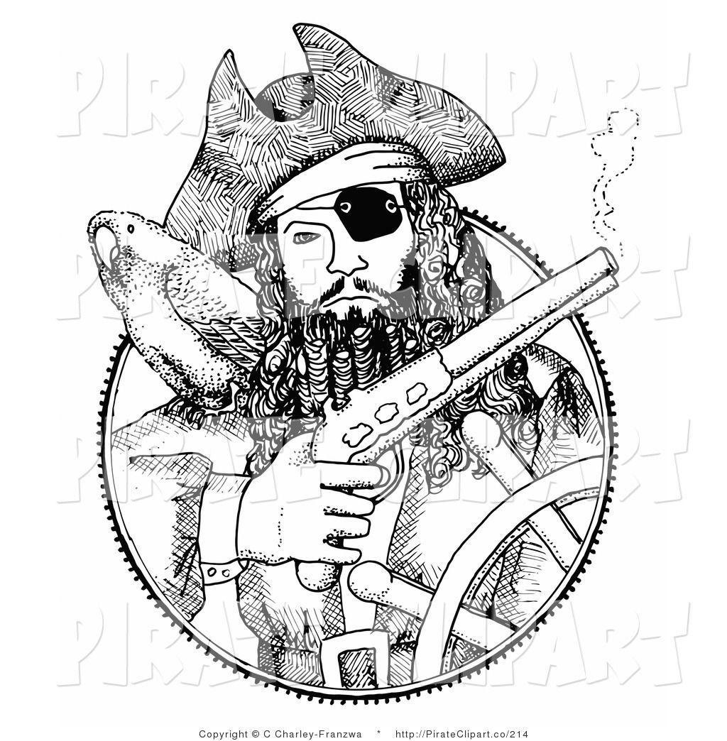 Pirate Ship Drawings