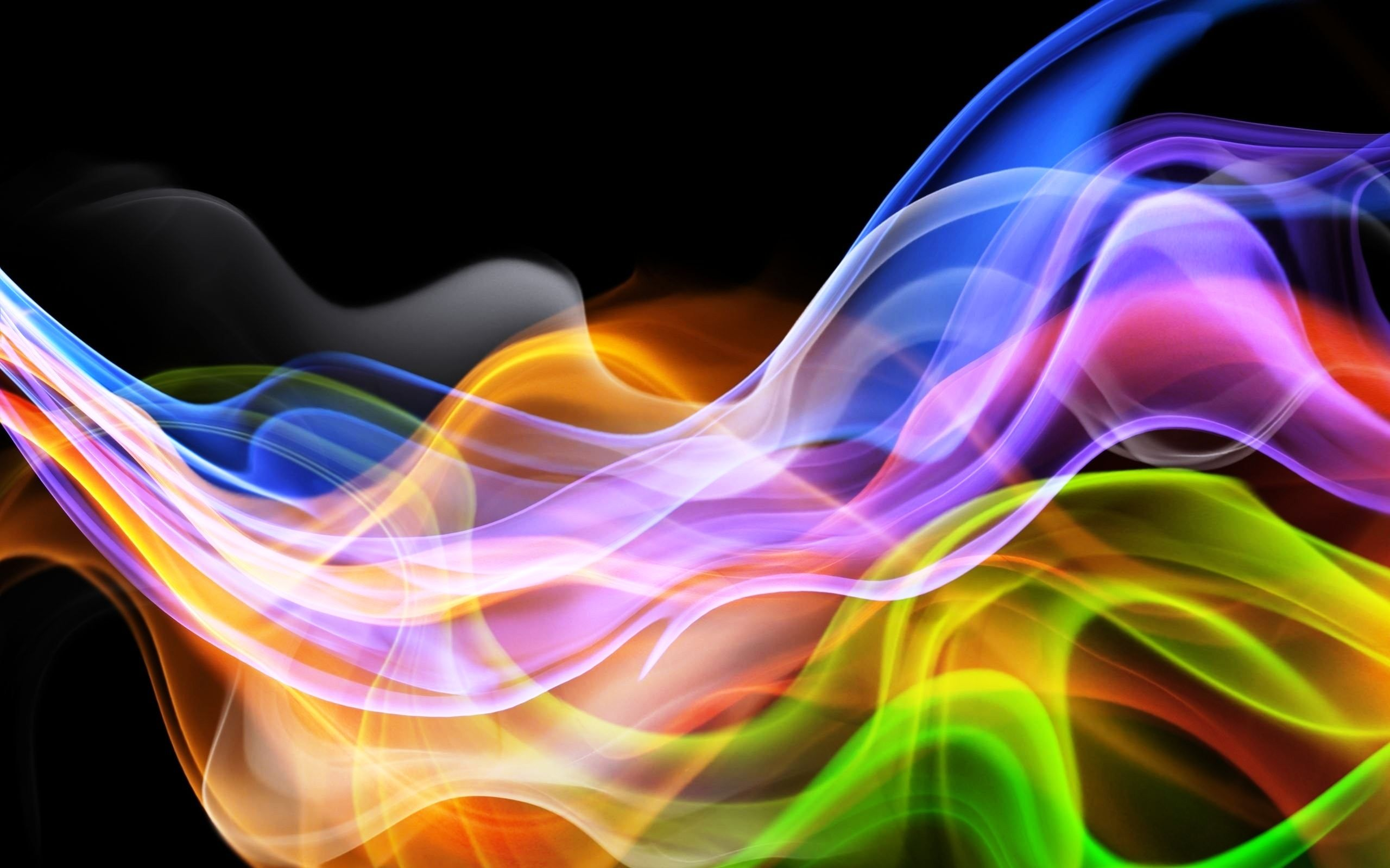 colorful 3d abstract images wallpaper | rainbow | pinterest