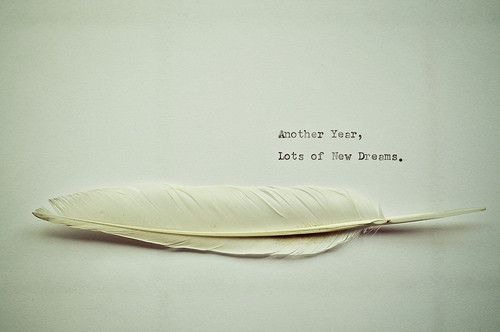 feather new year quotes